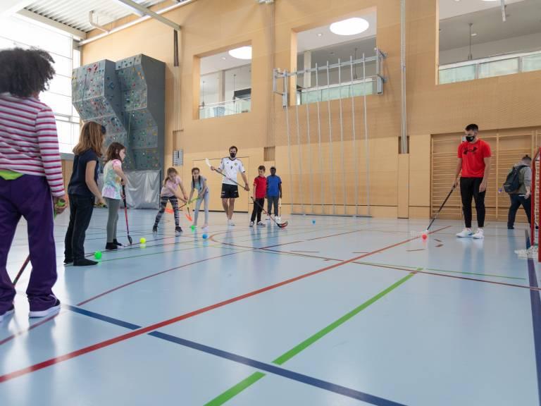Le Panathlon Family Games, une occasion pour faire connaître notre sport aux enfants.