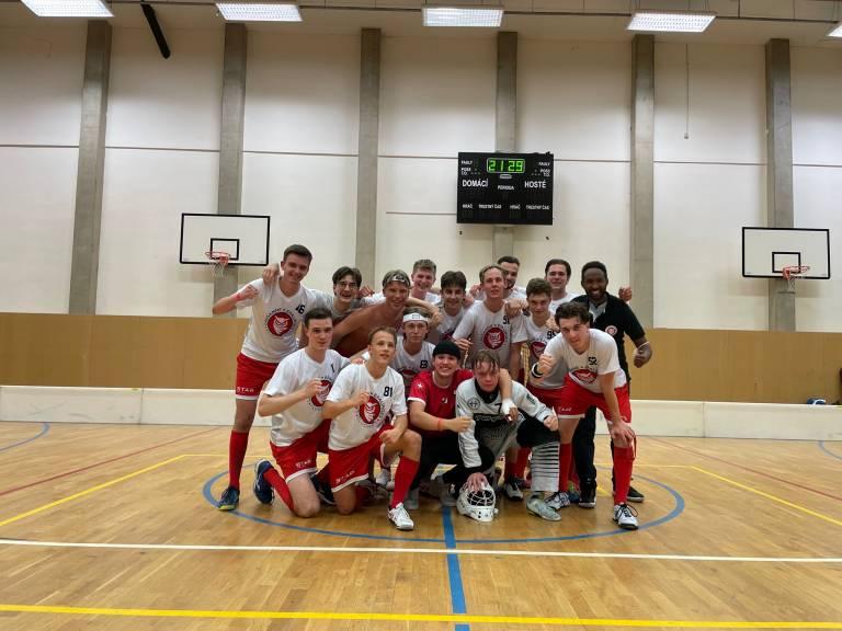 Prague Games: les M18 se qualifient pour les 8ème de finale du tableau principal!